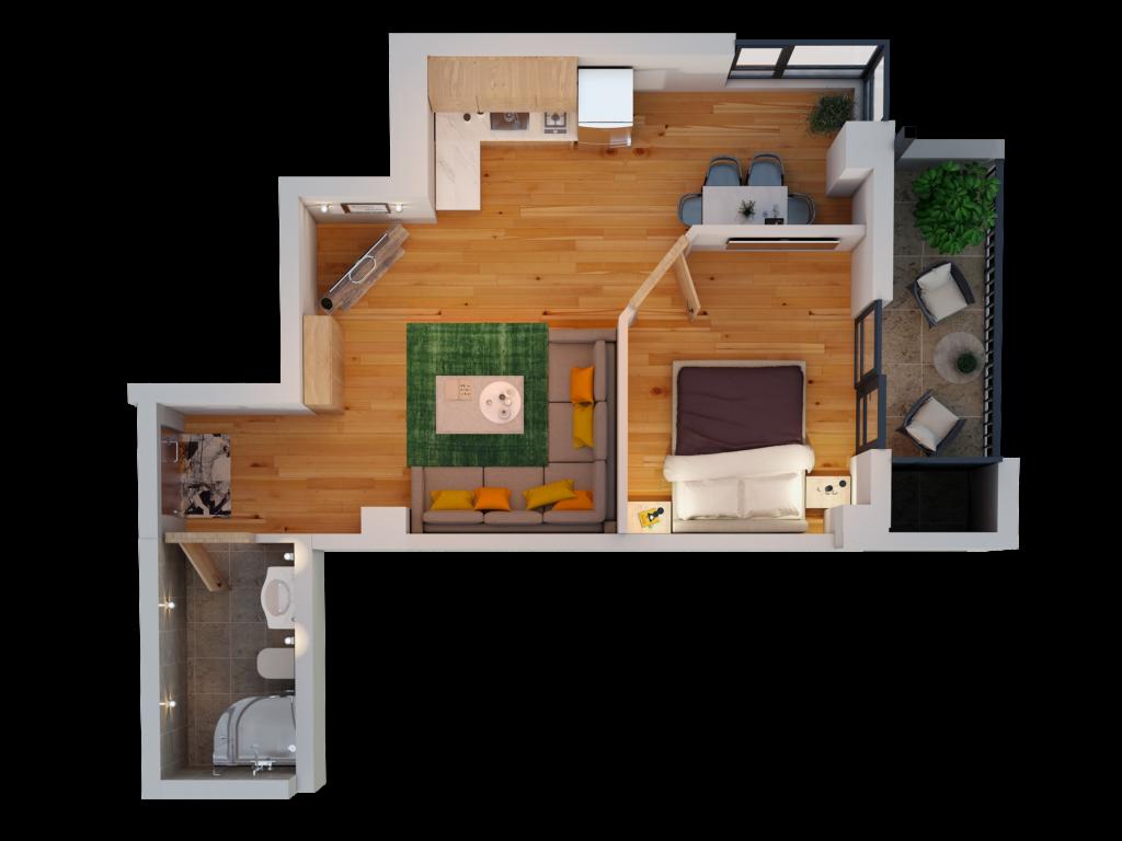 Apartment #58