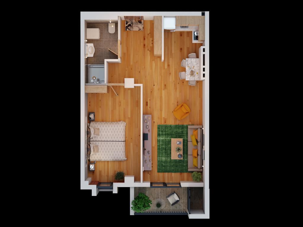 Apartment #62