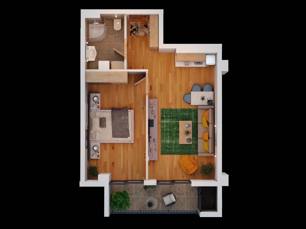 Apartment #59