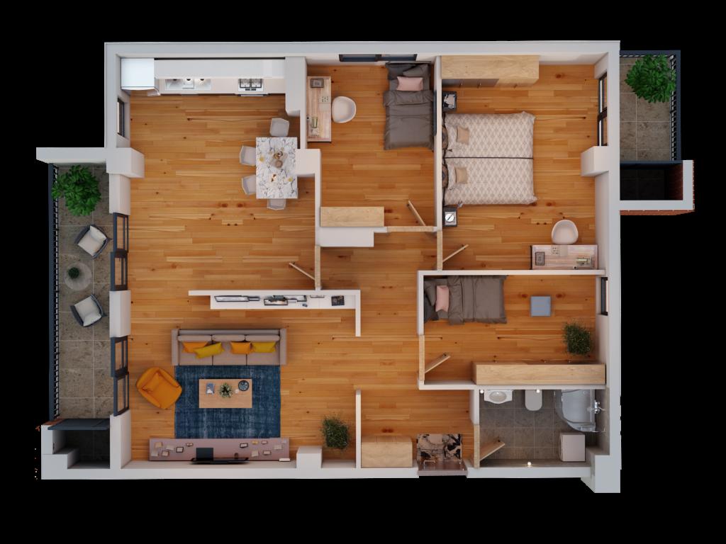 Apartment #29