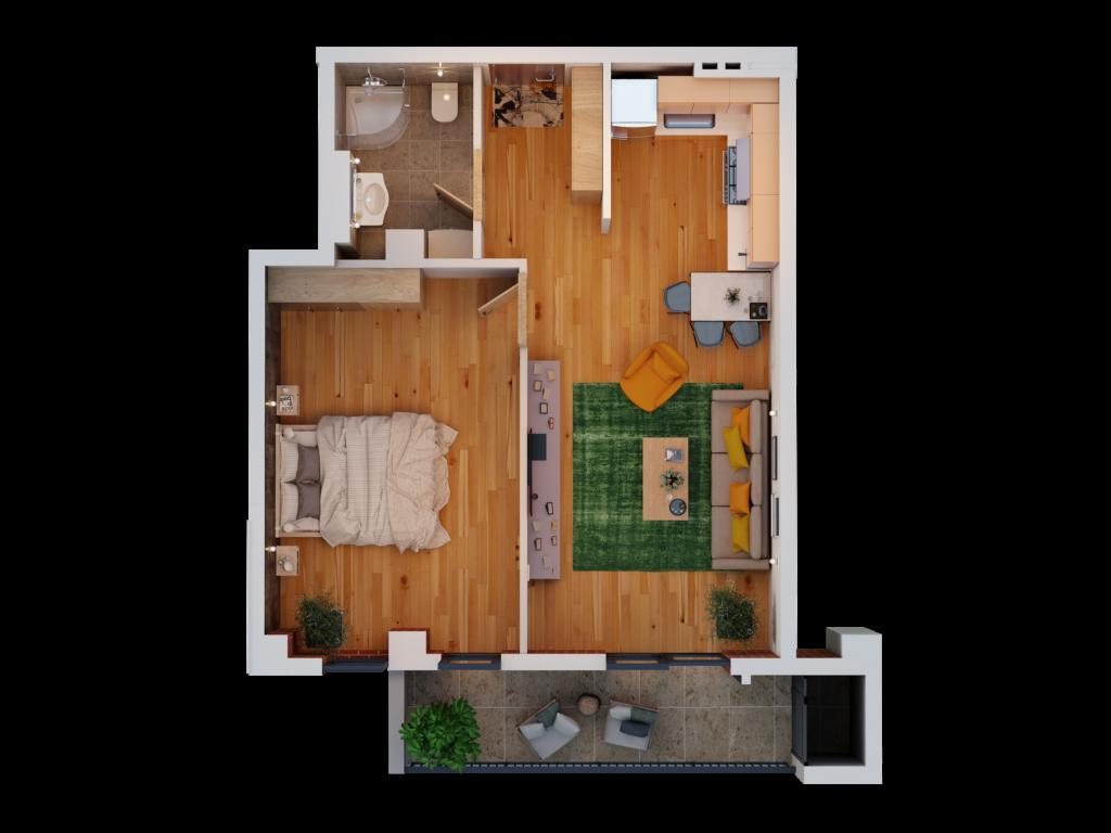 Apartment #60